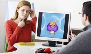 Гипертиреоз щитовидной железы: симптомы патологии, побочные явления и терапевтическое воздействие на болезнь