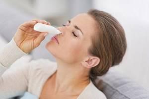 Насморк: симптомы, причины, лечение в домашних условиях