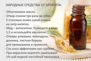 Кератит: причины возникновения, клиническая картина, методы диагностики и лечения воспаления