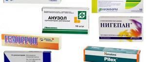 Обзор свечей от геморроя: симптомы болезни и рейтинг самых действенных препаратов, их достоинства и недостатки