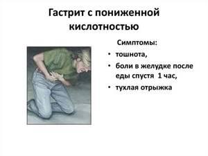 Гастрит желудка: симптомы заболевания, схема лечения и правила питания при повышенной и пониженной кислотности