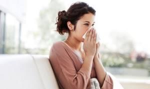 Аллергия на холод, или причина болезни - зима